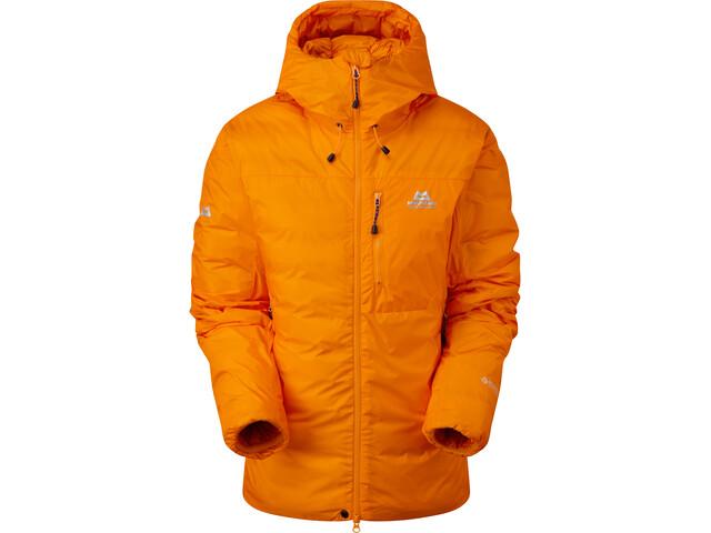 Mountain Equipment Xeros Jacke Damen mango